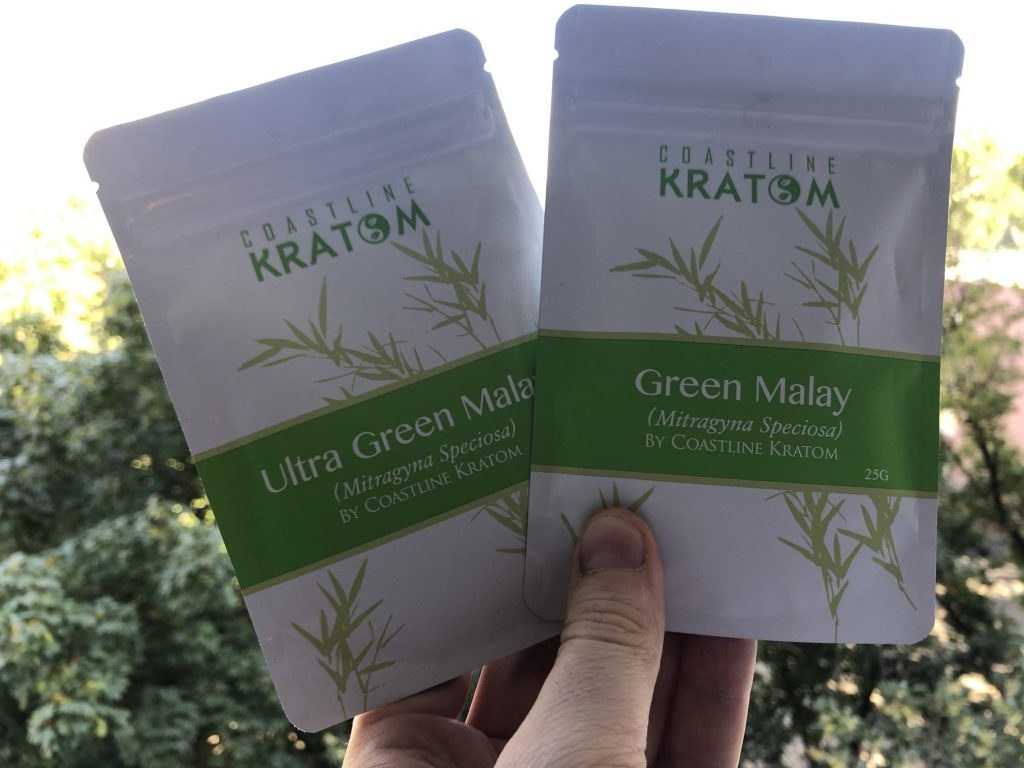 Ultra enhanced green malay kratom