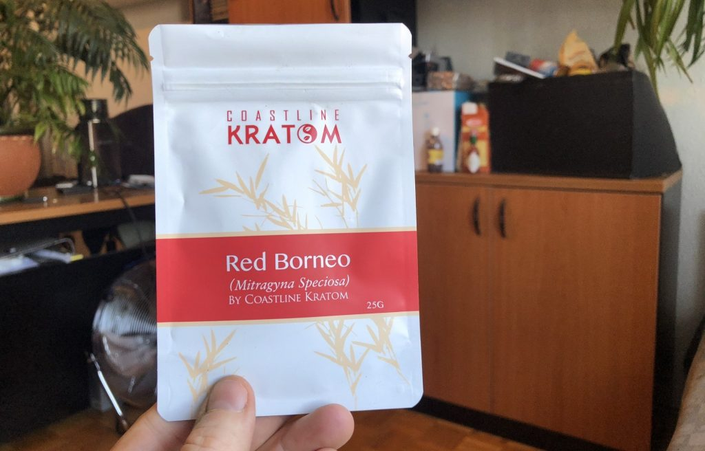 Red vein borneo review