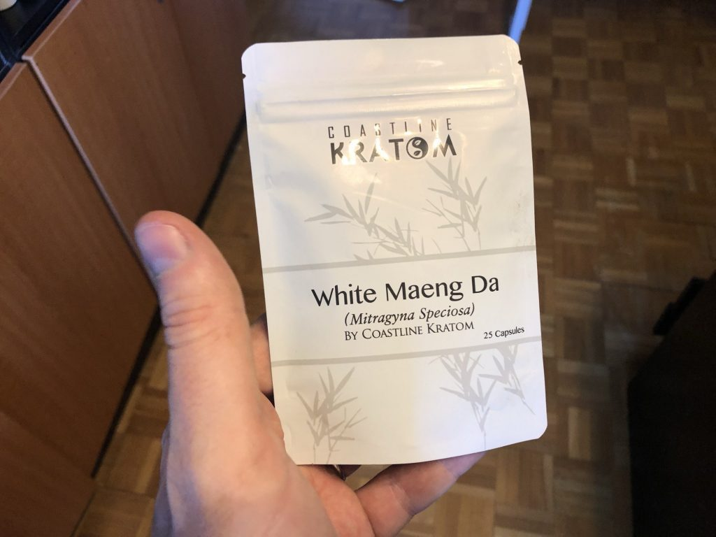 White maeng da kratom benefits