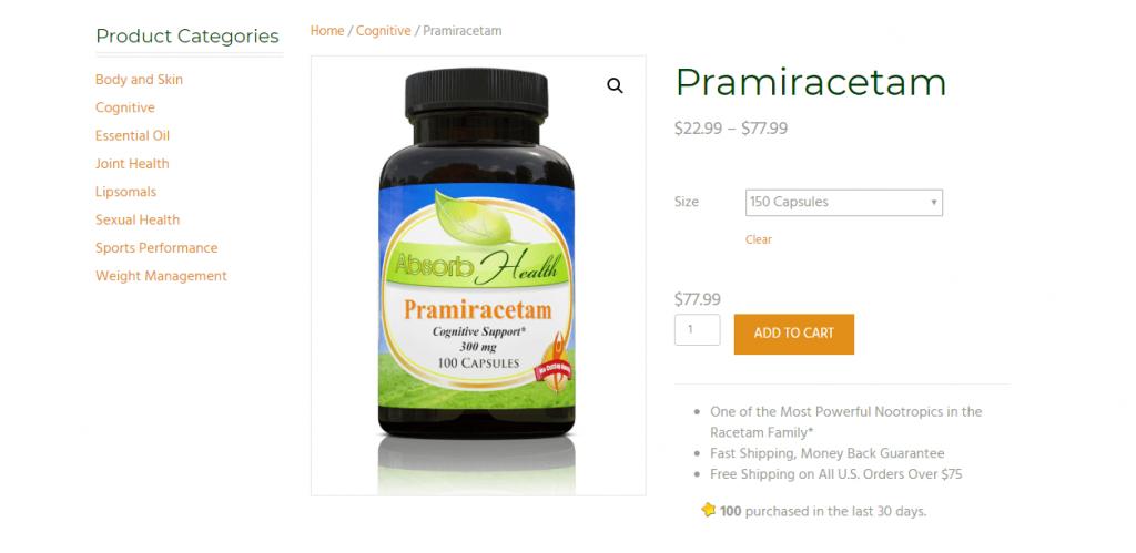 where to buy pramiracetam