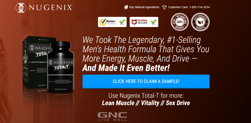Nugenix Free Trial