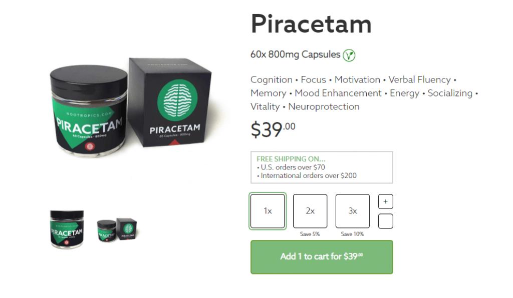where to buy piracetam