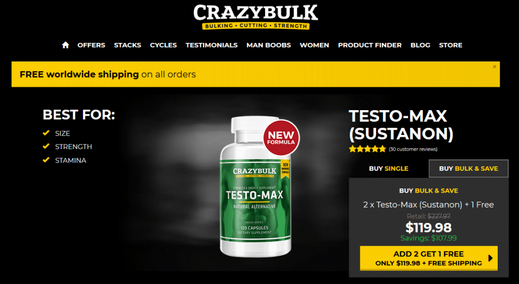 where to buy testo max
