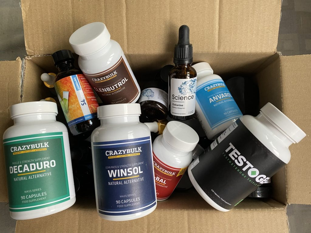 bodybuilding supplement stack